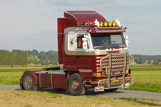 special n m transport logistiek aps scania 143 450 v8. Black Bedroom Furniture Sets. Home Design Ideas